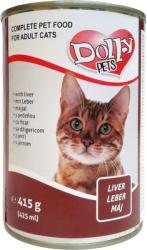 Dolly Cat Liver Tin 415g
