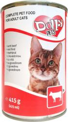 Dolly Cat Beef Tin 415g