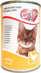 Dolly Cat Poultry Tin 415g