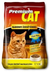 Premium Cat Poultry Dry Food 1kg