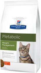 Hill's PD Feline Metabolic Advanced Weight Solution 4kg