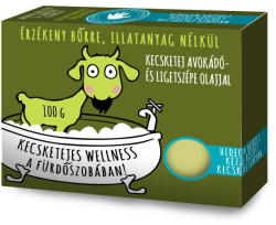 Natur Tanya Kecsketej szappan avokádó és ligetszépe olajokkal 100g