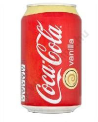 Coca-Cola Vanília 0,33l