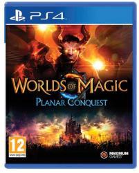 Maximum Games Worlds of Magic Planar Conquest (PS4)