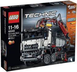 LEGO Техник - Mercedes-Benz Arocs 3245