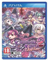 NIS America Criminal Girls 2 Party Favors (PS Vita)