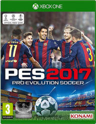 Konami PES 2017 Pro Evolution Soccer (Xbox One)