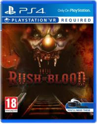 Sony Until Dawn Rush of Blood VR (PS4)