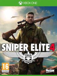 Rebellion Sniper Elite 4 (Xbox One)