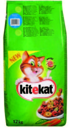 Kitekat Tuna & Vegetables 12kg