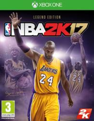 2K Games NBA 2K17 [Legend Edition] (Xbox One)