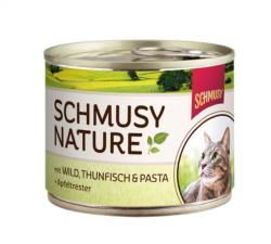 Schmusy Nature Venison & Tuna Tin 190g