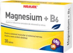 Walmark Magnesium+B6 - 30 comprimate