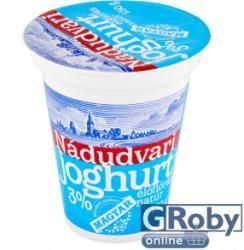 Nádudvari Élőflórás krémes natúr joghurt 150g