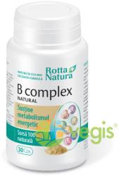 Rotta Natura B Complex Natural - 30 comprimate
