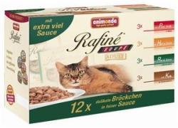 Animonda Rafine Soupe Adult Multipack 12x100g