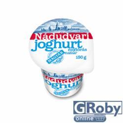 Nádudvari Élőflórás zsírszegény natúr joghurt 150g