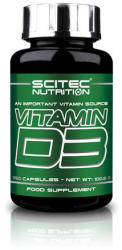 Scitec Nutrition Vitamin D3 - 250 comprimate