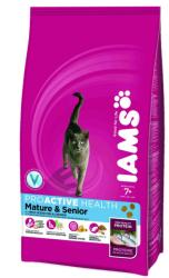 Iams Cat Mature & Senior Ocean Fish & Chicken 300gr