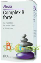 Alevia Complex B Forte - 100 comprimate