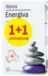 Alevia Energiva - 30 comprimate