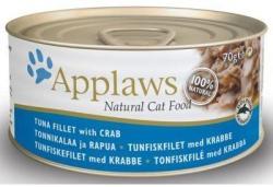 Applaws Tuna & Crab Tin 70g