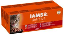 Iams Delights Multipack 48x85g