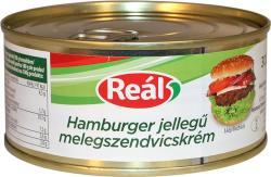 Reál Melegszendvicskrém Hamburger (300g)