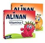 Fiterman Pharma Alinan Vitamina C - 20 comprimate