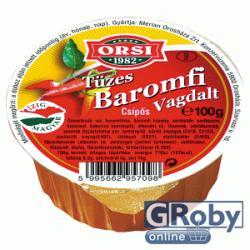ORSI Tüzes Baromfi Vagdalt (100g)