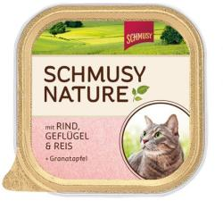 Schmusy Nature Beef & Poultry 100g