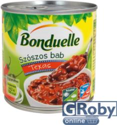 Bonduelle Vörösbab Csípõs Mexikói Mártásban (430g)