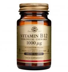Solgar Vitamin B12 1000mcg - 100 comprimate