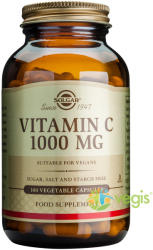 Solgar Vitamin C 1000mg - 100 comprimate