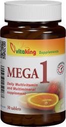 Vitaking Mega 1 Multivitamina - 30 comprimate