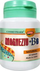 Cosmo Pharm Magneziu+B6 - 30 comprimate