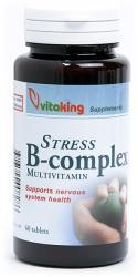 Vitaking Stress B-Complex - 60 comprimate
