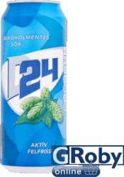 Dreher 24 alkoholmentes dobozos sör 0,5l 0.5%
