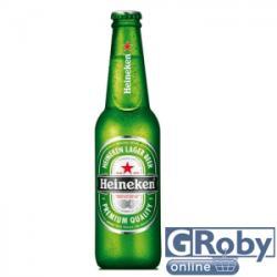 Heineken Lager üveges világos sör 0,4l 5%