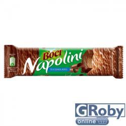 BOCI Napolini kakaós tejcsokoládé (30g)