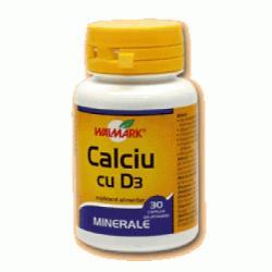 Walmark Calciu cu D3 - 30 comprimate