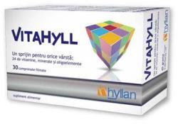 Hyllan Pharma Vitahyll - 30 comprimate