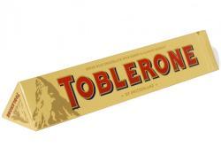 Toblerone Tejcsokoládé mézzel és mandulanugáttal (100g)