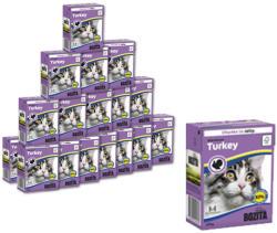 Bozita Turkey in Aspic 6x370g