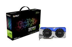 Palit GeForce GTX 1080 GameRock 8GB GDDR5X 256bit PCIe (NEB1080T15P2-1040G)