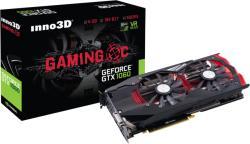 Inno3D GeForce GTX 1060 Gaming OC 6GB GDDR5 192bit PCIe (N1060-1SDN-N5GNX)