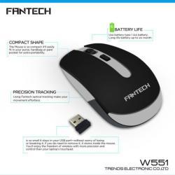 FanTech W551