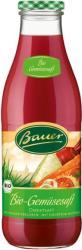 Bauer Bio bazsalikomos zöldséglé 0,98L