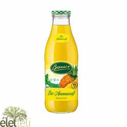 Bauer Bio ananászlé 0,98L