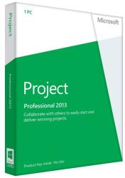 Microsoft Project Professional 2013 AAA-01966